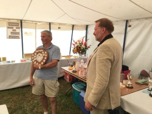 Well done to Dennis Clemens from D&WBKA for winning the Dorset Challenge Cup.